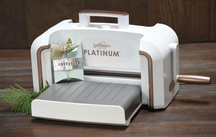 platinum machine