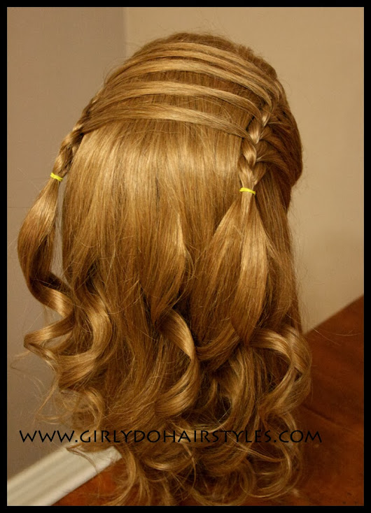Drag Braid Headband