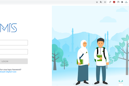 https://emis.kemenag.go.id/login Alamat Website EMIS Terbaru