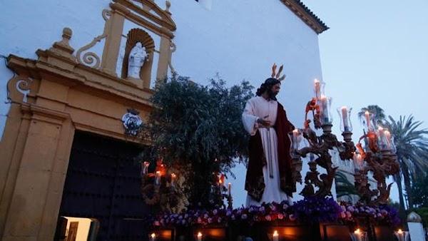El Señor del Beso de Judas de Córdoba se retira del culto tras fracasar el acuerdo con el propietario