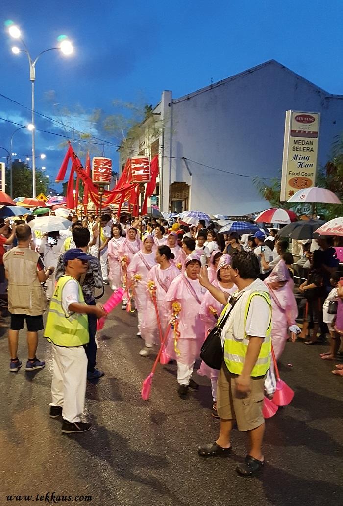 Wesak Day Melaka Procession Photos Seck Kia Eenh