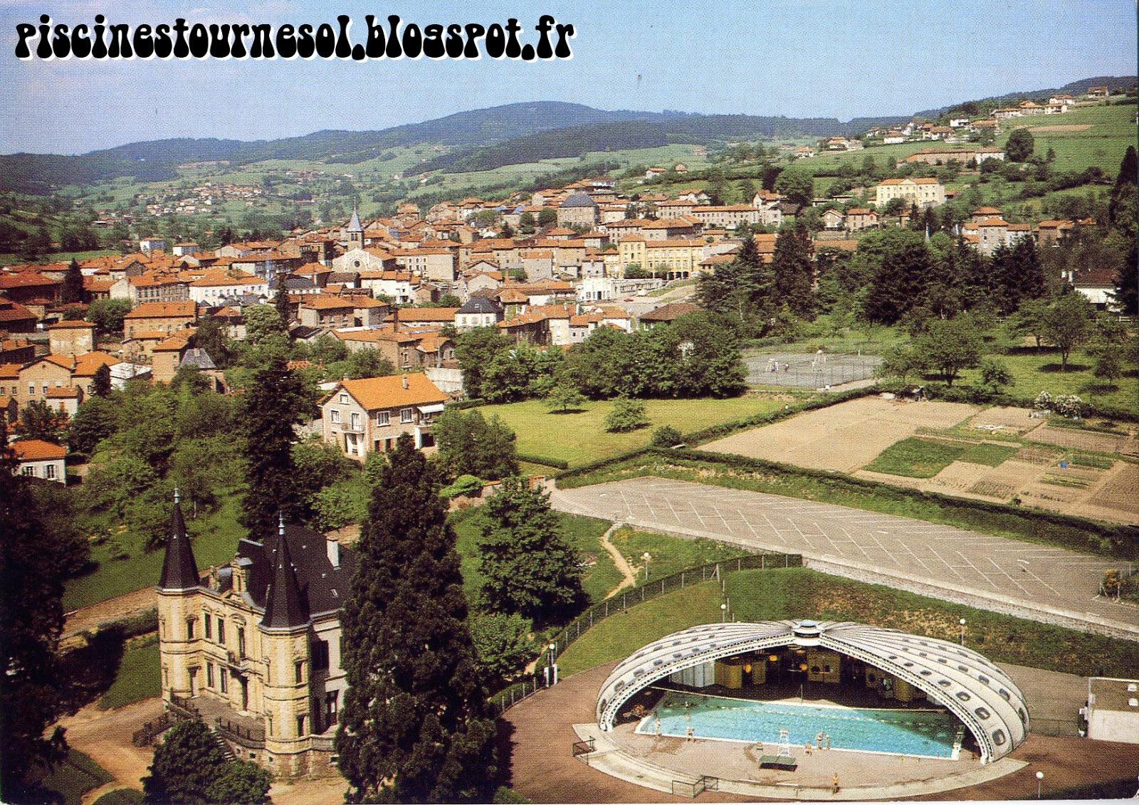 Piscines Tournesol PISCINE TOURNESOL COURS LA VILLE