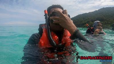 Snorkeling Pulau Perhentian