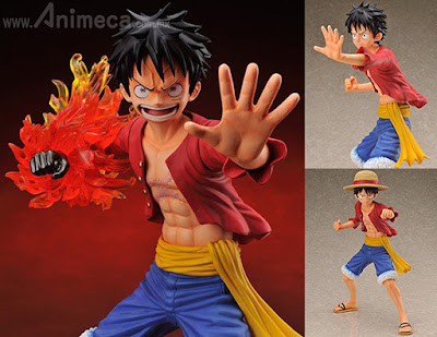 FIGURA MONKEY D. LUFFY New World Ver. Gigantic Series One Piece