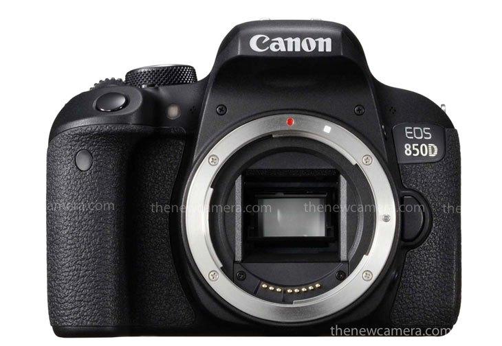 Возможный вид Canon EOS 850D