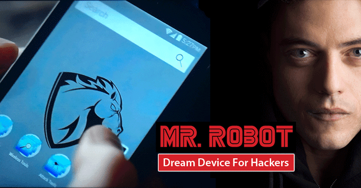 Tonight Mr. Robot is Going to Reveal 'Dream Device For Hackers'