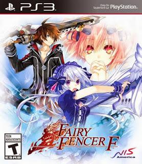 Fairy Fencer F PS3 Baixar
