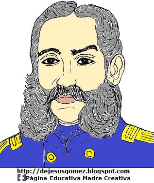 Andrés Avelino Cáceres a colores