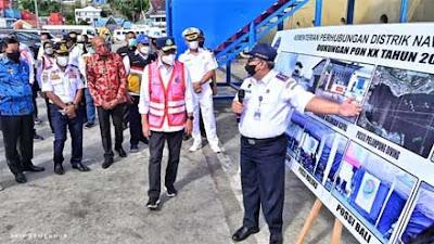 Kemenhub Pastikan Transportasi Siap Layani Atlet dan Official PON XX Papua