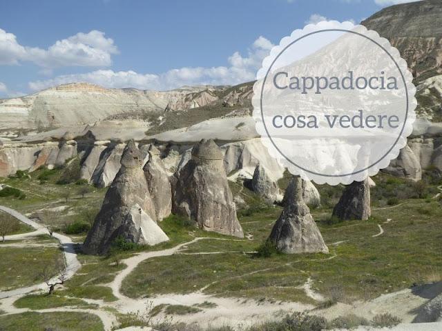 Cosa vedere in Cappadocia: Paşabağ
