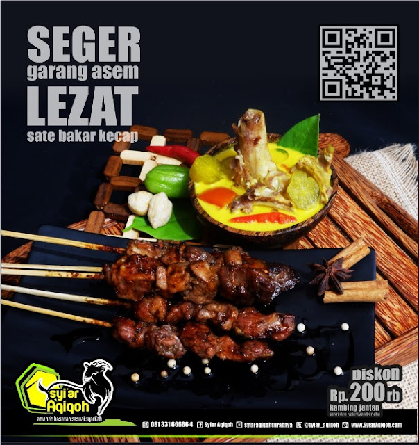 Aqiqah Surabaya Jagir Wonokromo Kemayoran 2020