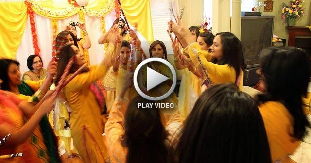 Pakistani Girls Mehndi Dance Must Watch B Amp G Fashion