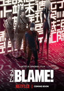 Blame! Poster