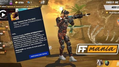 Free Fire Max agora disponível para Android e iOS