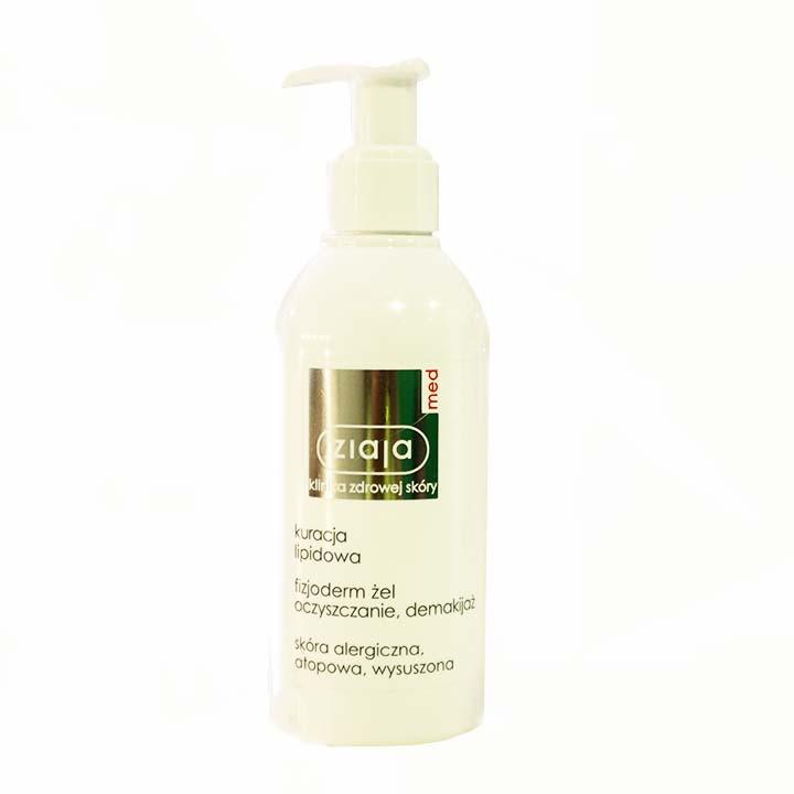 Sữa Rửa Mặt Ziaja Med Trắng Lipid 270ml