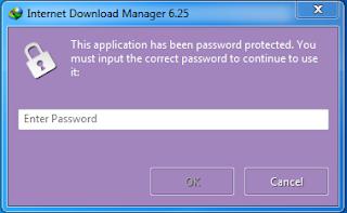 Cara Password Data dan Aplikasi di PC