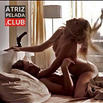 Amber Heard (do Filme Aquaman) nua em cena de sexo