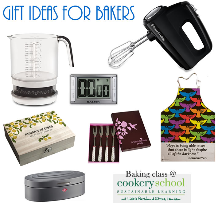Useful gifts for bakers