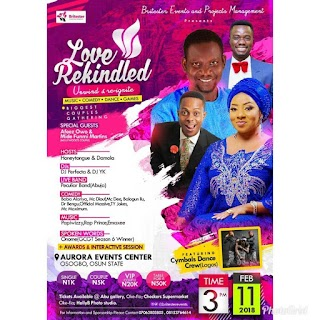 ARE YOU READY? LOVE REKINDLED SET TO HIT OSUN STATE BIG THIS YEAR (SEE FULL DETAILS)