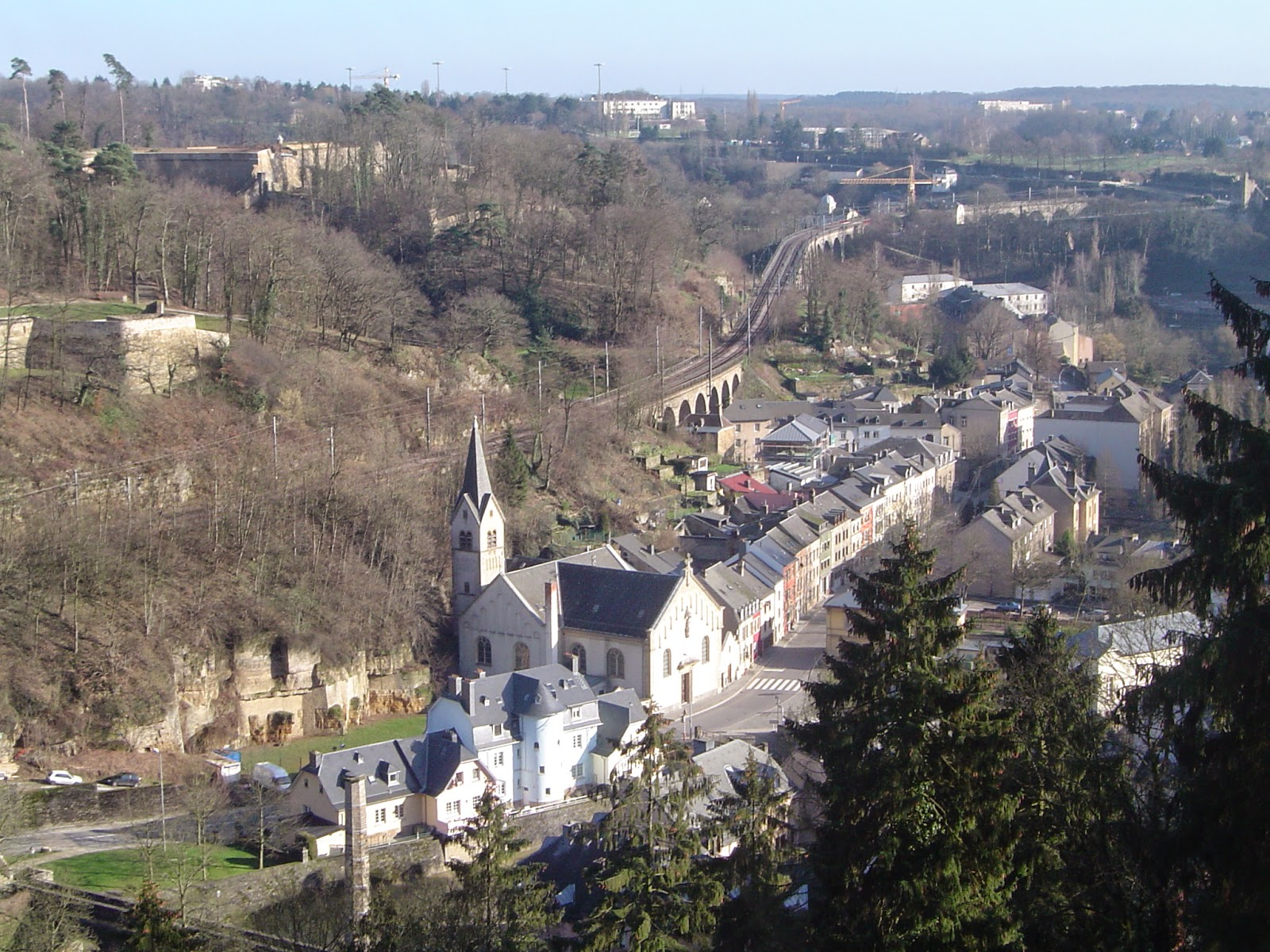 Travel capital of Grand Duchy of Luxembourg