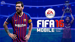 FIFA 16 Mobile Android Ultimate Team Best Graphics