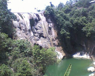 Air terjun kekeringan