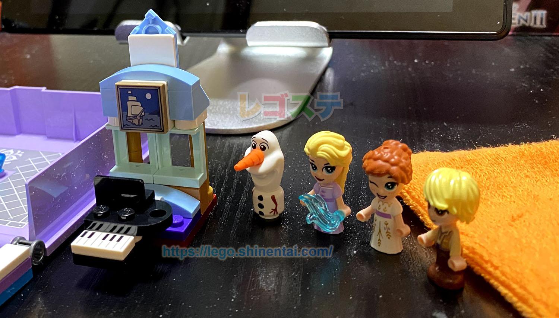 LEGOレビュー:43175 アナとエルサのプリンセスブック:ディズニー・プリンセス