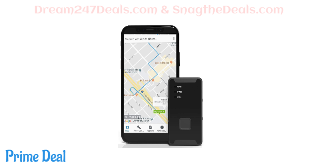 4G Mini Hidden Tracker Device 50% OFF