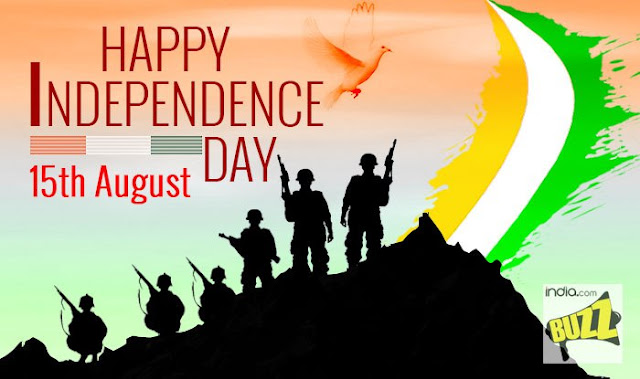 60+ Best Happy Independence Day Wishes Quotes in Hindi of 2018