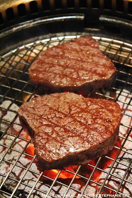 Wagyu Beef Tenderloin Filet A9+ at 大腕 in Taiwan