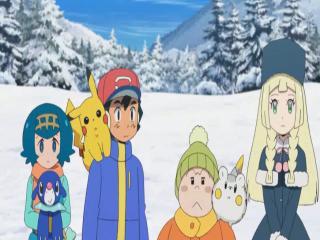 Pokémon Sun & Moon – Episódio 60
