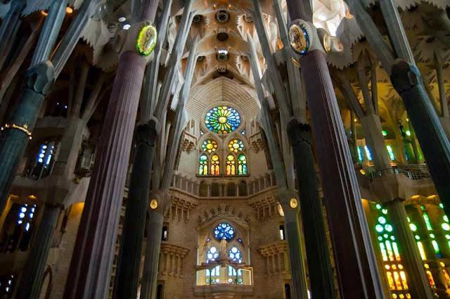 Nave de La Sagrada Familia