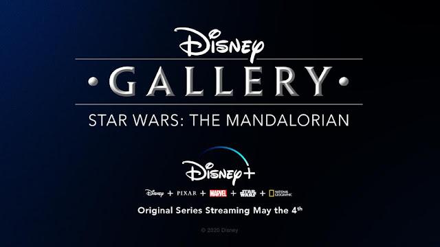 《Disney Gallery: The Mandalorian》紀錄片將於2020年5月4日首播, Disney, Lucasfilm, Disney+, Star Wars