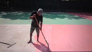 Harga Jasa Pengecatan Lapangan Tenis