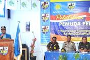 KNPI Gandeng  Bapemdeskel Buka Pelatihan Pemuda Pelopor Kab.Selayar