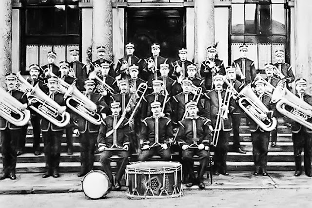 Whitehaven Borough Brass Band