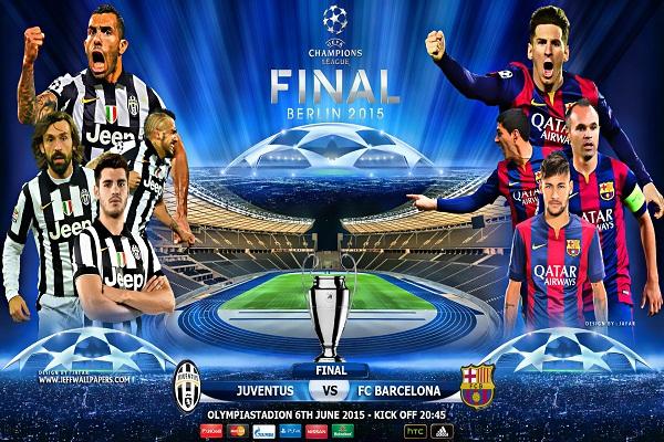 Wallpaper Final Champions League 2015