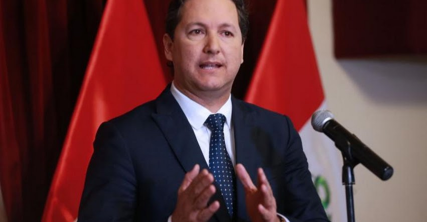 DANIEL SALAVERRY: Presidente del Congreso pide licencia temporal como miembro de Fuerza Popular