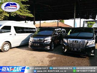 Kelebihan Rental Mobil Alphard Surabaya