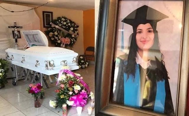 Leyci escribió a su mamá que estaba en peligro, la hallaron muerta;  ¿Y QUE HACE AMLO? se preguntan en redes