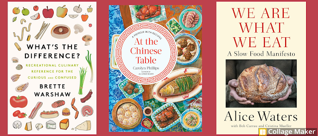 Recommended Cookbooks for Spring 2021
