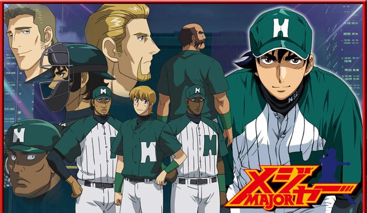Download Anime Major Season 3 360p Batch
