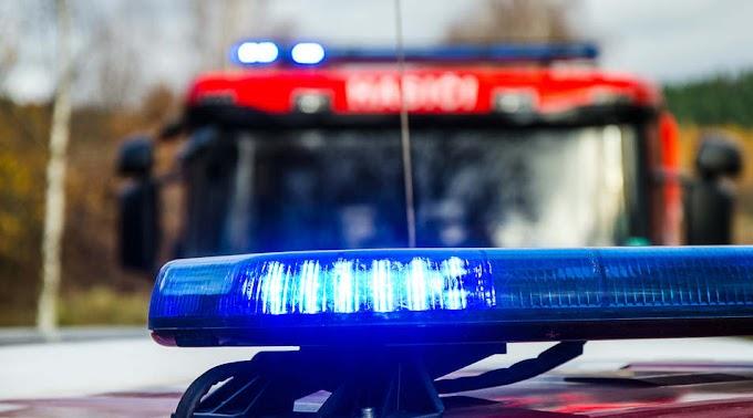 Szikszó és Encs között, nyerges vontató és kamion ütközött