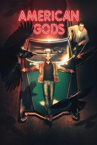 Download American Gods  (Season 1 | Season 2) [English] 720p