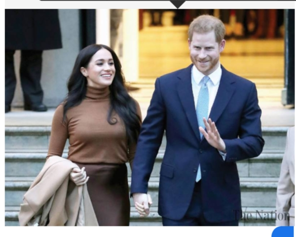 Meghan said she considered suicide, accused of royal racism Newsajk.xyz