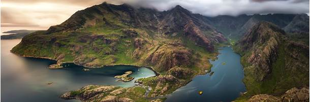 Black Cuillin, Scotland