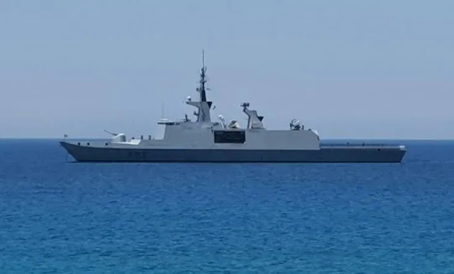 Η Γαλλία ενισχύει τις δυνάμεις της στην ανατολική Μεσόγειο