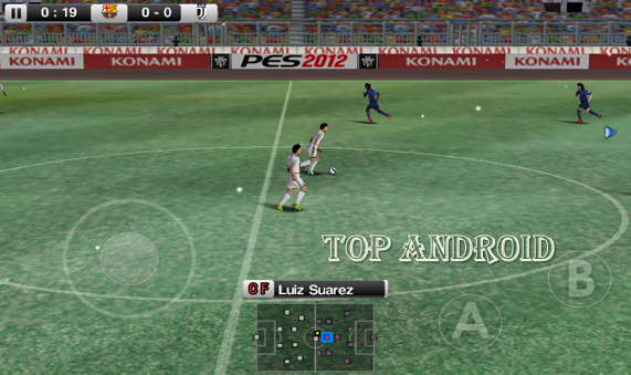 PES 2012 MOD PES 2020 ANDROID