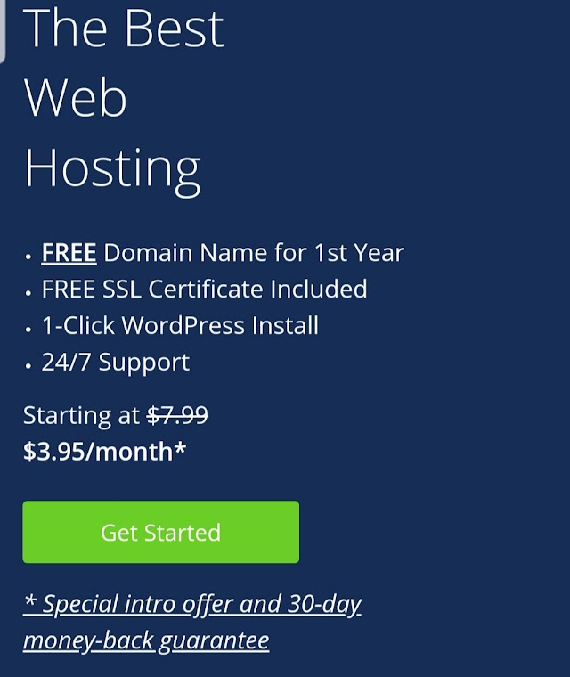 Buy Best Domain Hosting BlueHost 2020