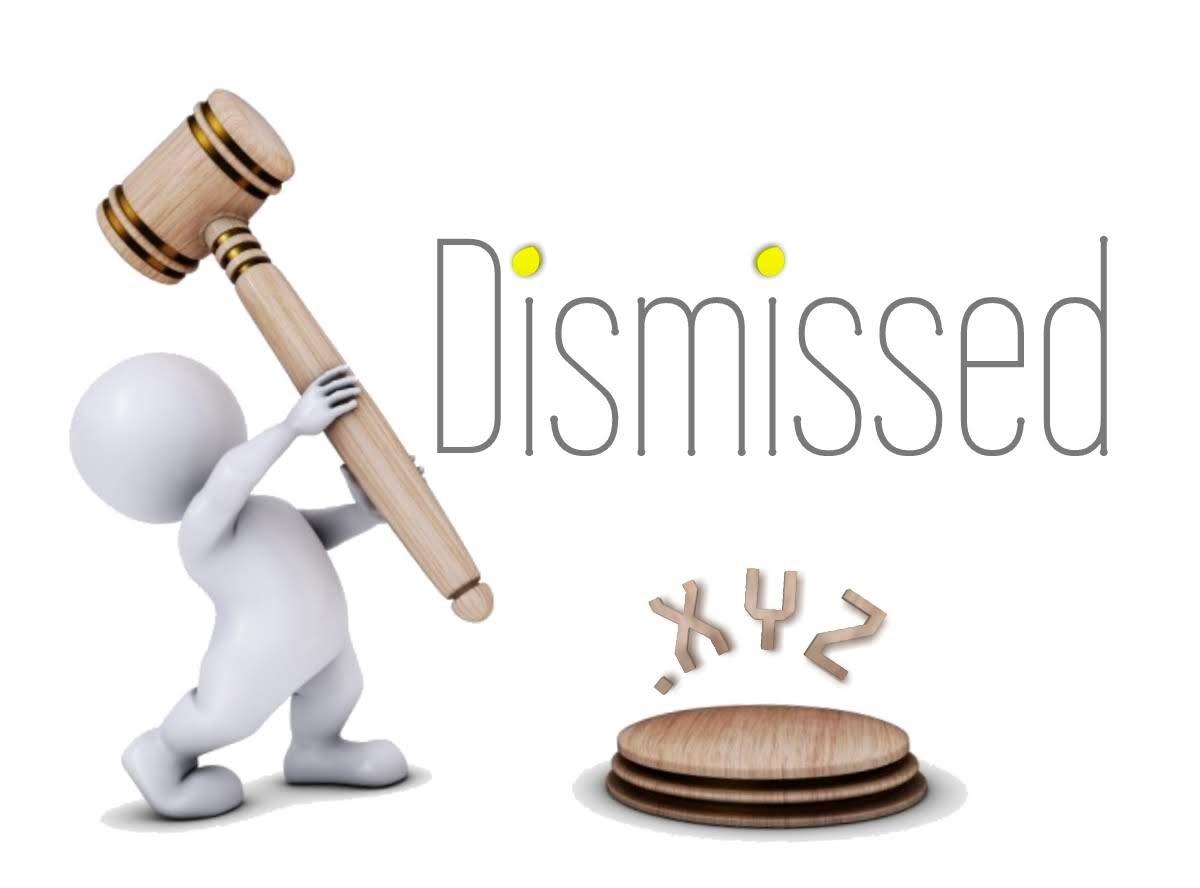 Dismissed.xyz